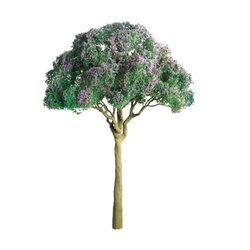 JTT Scenery Products Professional Series: Purple Jacaranda, 1.5""