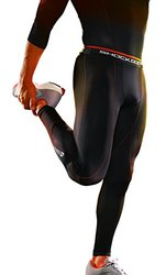 Shock Doctor SVR Recovery Compression Pant, Black, Medium/X-Small