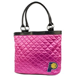 NBA Indiana Pacers Pink Quilted Tote