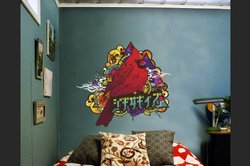 Surface Collective Temper Tamper Wall Decal, Full Color