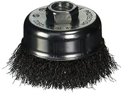 """Firepower 3"""" Crimped Wire Cup Brush"""