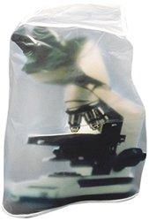 """Bel-Art 18"""" x 15"""" x 22"""" Vikem Vinyl Bag Type Microscope Cover"""