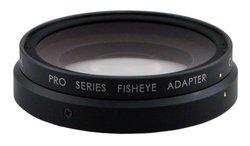 Century 16x Manual HD Compatible Fisheye Adapter - Black