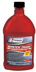 Penray 202132 Winter Thaw Emergency Diesel Fuel Treatment - 32-Ounce Bottle