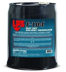 LPS 04905 F-104 Solvent Degreaser - Colorless