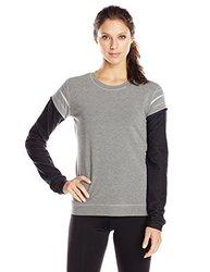 Anatomy Sport Women's Kunoy Motion T 21 Performance Sweater - Grey - Sz: M