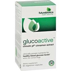 Futurebiotics Cinnulin pf Cinnamon Extract Vegetarian Capsules 250mg, 60CT