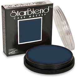 Mehron Star Blend Face Makeup - Monster Grey 1003982
