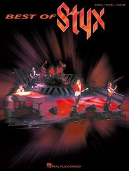 Best of Styx - Piano/Vocal/Guitar Artist Songbook