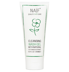 NA?F Cleansing Baby Wash Gel - 200ml (LF05E245)