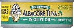 Season Tuna Albacore Solid White Oil - (5 OZ)