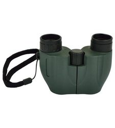 Picnic at Ascot Compact Optics 140/1000 Binoculars - Green -Size:6 x 22mm