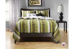 Siscovers Radiant Flux 6-Piece Duvet Set - Multi Colored - Size: Full