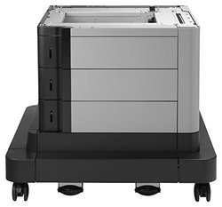 HP CZ263A Paper Feeder and Stand - 2500 Sheets - Black/Grey