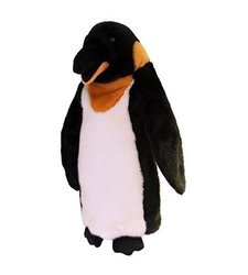 The Puppet Company Long Sleeved Glove Puppets Toy - Penguin