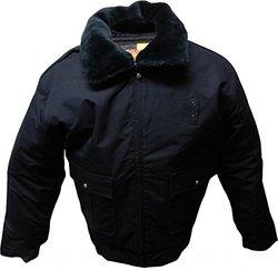 Men's CC01Duty Jacket for Law Enforcement & Security - Navy - Sz: Lrg Long