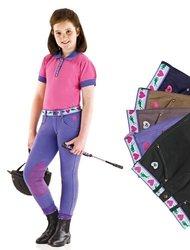 Ovation Kids Jumping Love Schooler - Grape - Size: XL