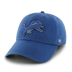 '47 Brand Detroit Lions Franchise Hat Blue