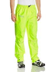 Proviz Nightrider Waterproof Trousers, Safety Yellow, 16