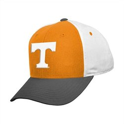 NCAA Youth Boys 8-20 Tennessee Volunteers Color Block Adjustable Cap, 1S
