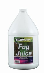 Eliminator Lighting Fog Juice, 1 gallon