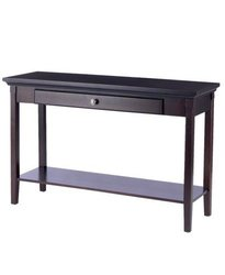 Threshold Avington Console Table - Espresso