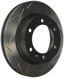 DBA Automotive T-Slot Uni-Directional Slotted Brake Rotor (DBA2714S)
