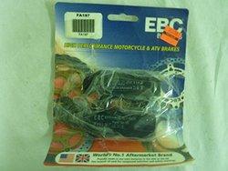 EBC Brakes Non-Asbestos Organic Disc Brake Pad