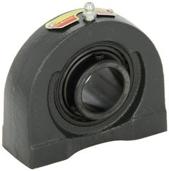 "Sealmaster TB-22C 1-3/8"" Bore 3-1/4"" Hole Tapped Base Pillow Ball Bearing"
