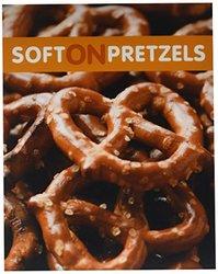 """Bon Chef 8-1/2"""" W x 11"""" H Legend """"Soft Pretzels"""" Point of Sale Sign"""