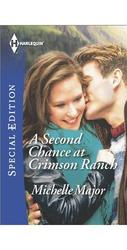 A Second Chance at Crimson Ranch Paperback Harlequin - 2015
