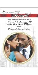 Princess's Secret Baby Paperback Harlequin - 2015