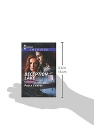 Deception Lake (The Gates) Paperback Harlequin - 2015