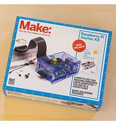 Make: Raspberry Pi Starter Kit with Book