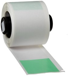 "Brady TLS 2200 & TLS PC Link 1.5""Wx 6""H Self-Laminating Vinyl -50 Per Roll"