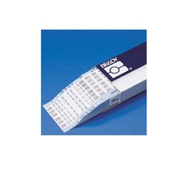 Brady CPCWM-376-400, 12537 Wire Marker Card Combination Pack (Pack of 5 pcs)