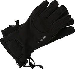 Seirus Innovation Women's Soft Shell Mstique Gloves - Black - Size: Medium