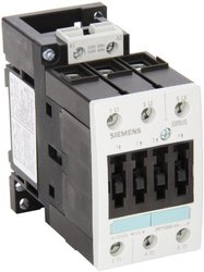 Siemens 3 Pole, 28 Amps, 240VAC Coil, IEC Rated Contactor (3RT1033-1AP60)