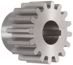 "Boston 14.5 Pressure Angle 3.000"" OD 16 Teeth Spur Gear (NJ16B-1 1/8)"