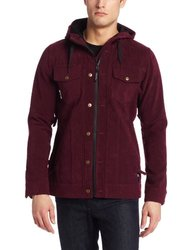 Men's Wallingford Bonded Fleece Jacket with Attached Hood