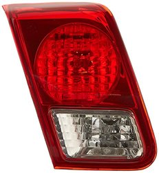 Depo 317-1321L-AS Honda Civic Driver Side Replacement Backup Light Assembly