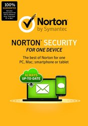 Symantec Norton Security with Backup for 1 Devices