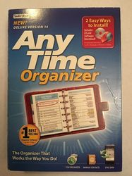 Deals Individual Software AnyTime Organizer Deluxe 2014 Before Too Late