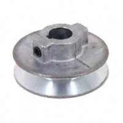 "Chicago Die Casting Single V-Groove Pulley - Size: 12""x5/8"""
