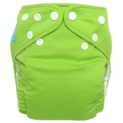 Winc Design Baby's Charlie 2 in 1 Reusable Diapers - Green - Size: One