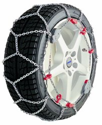 Pewag SMX 64 Sportmatik Tire Chain for Maximum Tracking - Silver