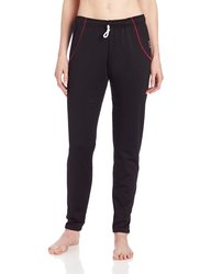 Divas Snow Gear Women's Diva Tech Mid Weight Pants - Black - Size: 4XL