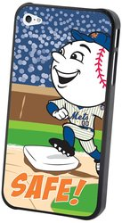 Pangea MLB Mascot Lenticular Case for Iphone 4 - Multi - (IP4L-MLBNYM-MAS)