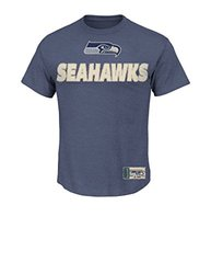 VF LSG NFL Men's Posted Victory IV Crew Neck Tee - N Heather - Size: M
