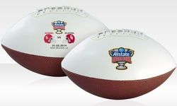 Jarden Sports NCAA BCS Bowl Game Dueling Football